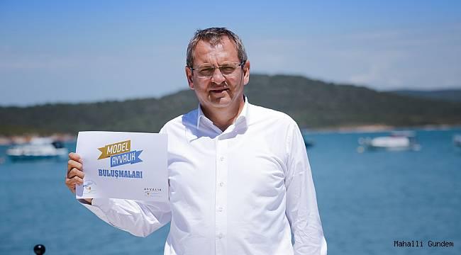 """Türk Turizminde """"Ayvalık"""" Anlayışı Geçerli Olacak"""