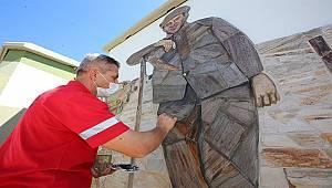 Çöpçüler Kralı Gaziemir'de ölümsüzleşti