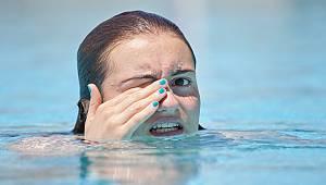 Deniz ve havuzda lens kullanımına dikkat