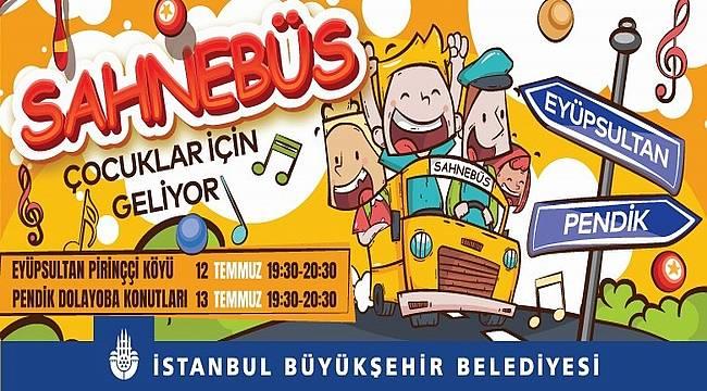 İBB, İstanbul'un en uzak noktalarını sanatla buluşturuyor