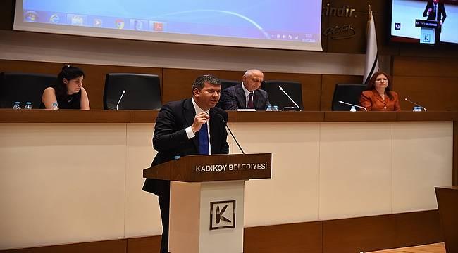 Kadıköy Belediyesi 2019 faaliyet raporu kabul edildi