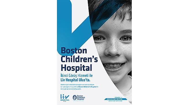 Liv Hospital Ulus ve Boston Children's Hospital'dan iş birliği