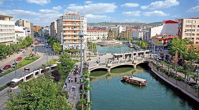 Öğrenciler 2020 yılında da 'Eskişehir' dedi