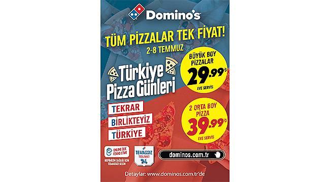 Pizza severlerin heyecanla beklediği kampanya geri geldi