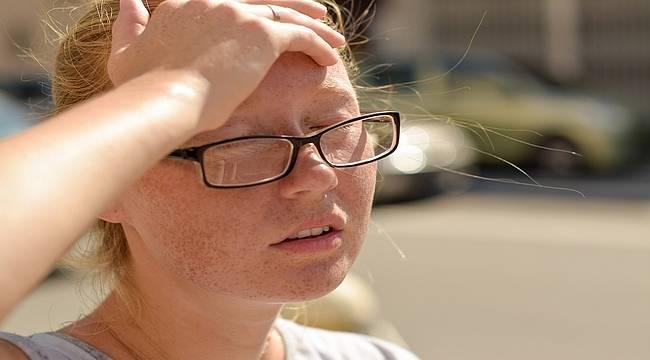 Güneş çarpması kalıcı hasarlara yol açabilir