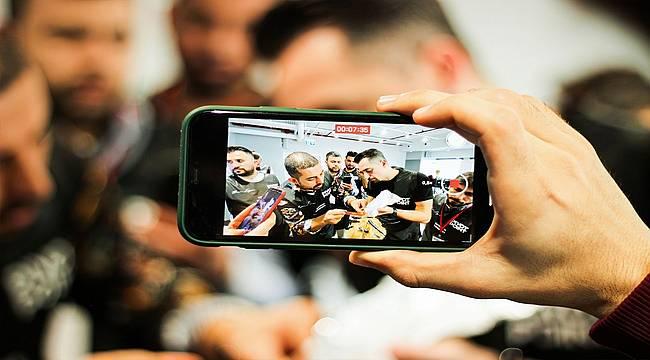 Kuaför Sinan Ergün'ün ünü ülke sınırlarını aştı