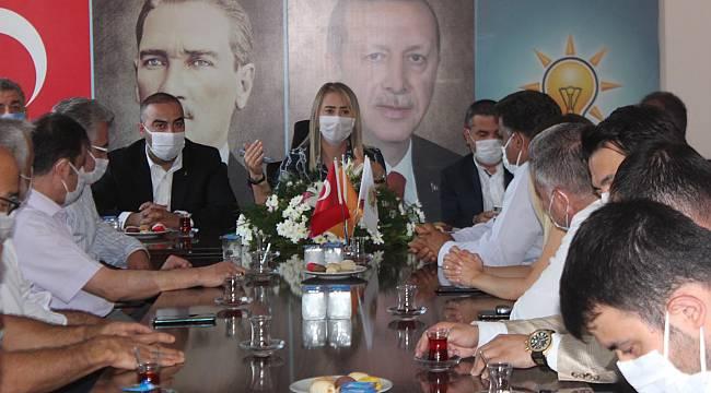 Meclis tatile girdi, Bölünmez Çankırı sahaya indi