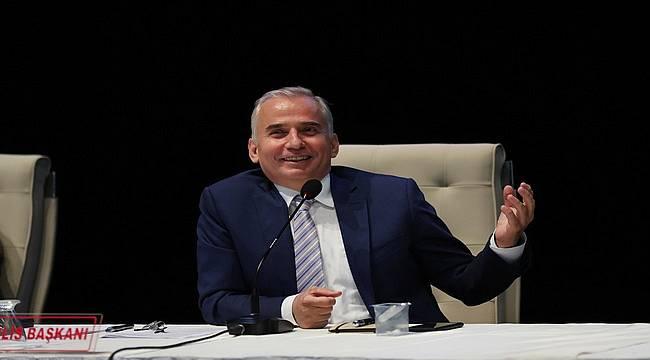 Başkan Zolan: 'Söz verdik yapıyoruz'