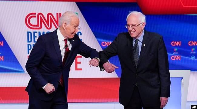 """Bernie Sanders: """"Biden'ın Kasım'daki Zaferi Garanti Değil"""""""