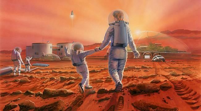 Geri sayım başladı! Uzayda hayat 10 yıl uzakta