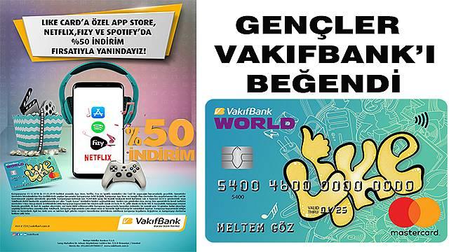 VakıfBank'ın gençler için başlattığı kampanya büyük ilgi görüyor