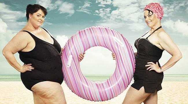 Tatilde alınan kilolardan kurtulmak için...