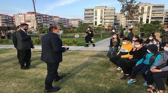 Başkan Serkan Acar: Tüm Hemşehrilerimizin Gece Boyunca Yanındayız