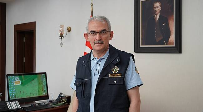 Bekir Karacabey: Türkiye ormanları sera gazı salınımının yüzde 16'sını tutuyor