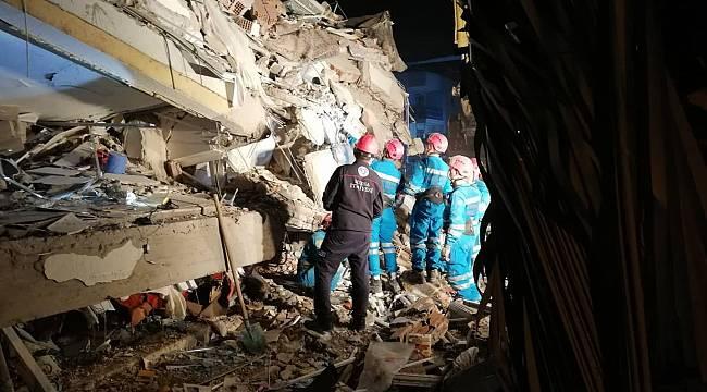 Bursa depremzedeler için teyakkuzda