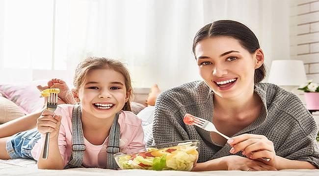 Covid-19 pandemisinde çocuklar için 12 adımda sağlıklı beslenme rehberi