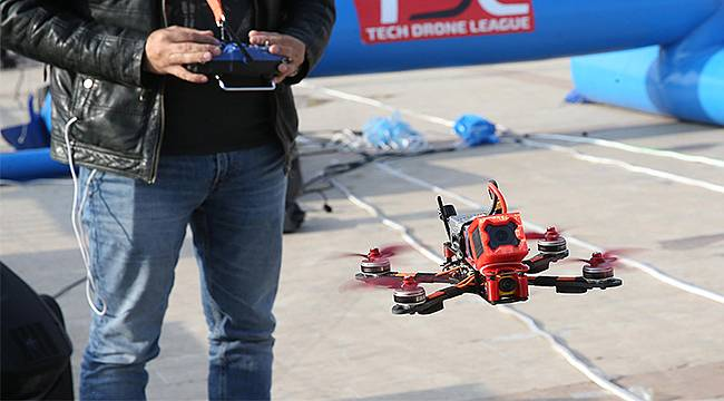 Dezavantajlı gençler 'drone pilotu' olacak!