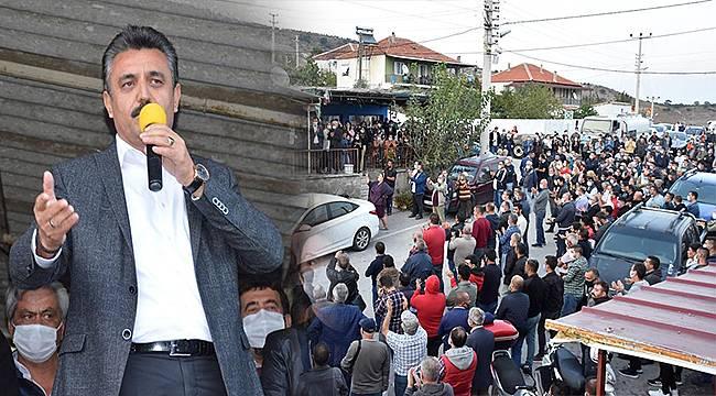 Dikili Belediye Başkanı net konuştu: O ocak açılmayacak!