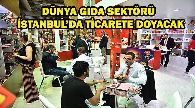 Dünya gıda sektörü İstanbul'da toplanacak
