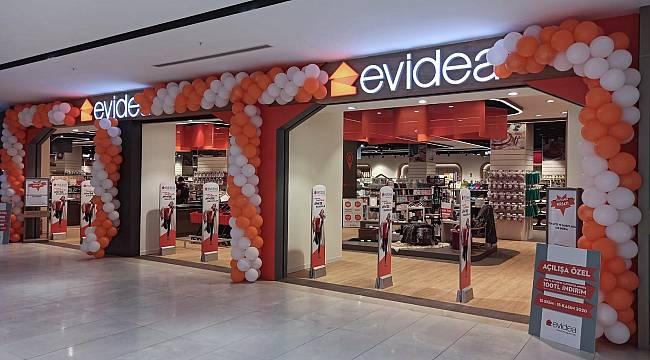Evidea, mağaza yatırımlarıyla büyümeye devam ediyor