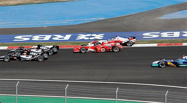 İBB'den Formula 1 Türkiye Grand Prix'ine tam destek