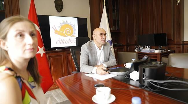 İzmir ilk 'Cittaslow Metropol / Sakin Büyükşehir' olmaya aday