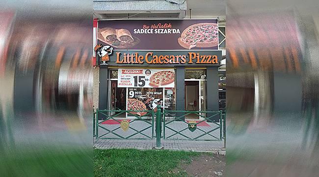 Little Caesars, Eskişehir'de ikinci şubesini açtı…