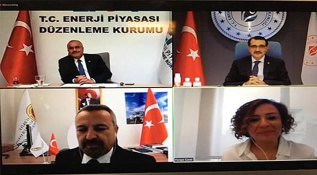 """Mustafa Elitaş: """"Dünyada en büyük mesele enerji savaşları"""""""