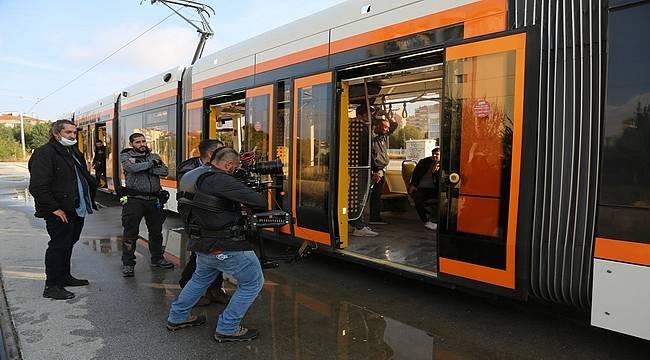 O dizide Eskişehir'in rolü Amsterdam olacak