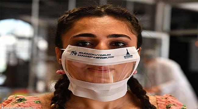 Şeffaf maskelere talep yağıyor
