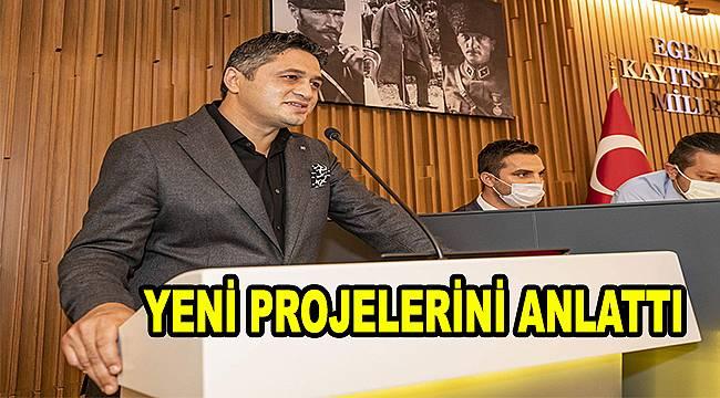 Serkan Acar'dan Aliağa'yı değiştirecek projeler