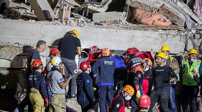 Seyit Torun: Deprem değil bina öldürüyor