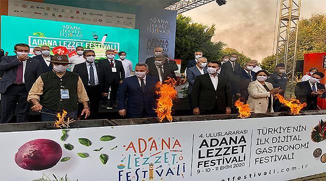 Türkiye'nin ilk dijital gastronomi festivali sona erdi