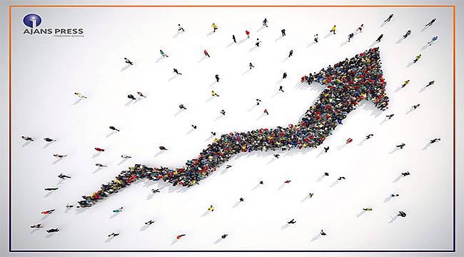Türkiye'nin nüfusu 13 yılda 12,5 milyon arttı