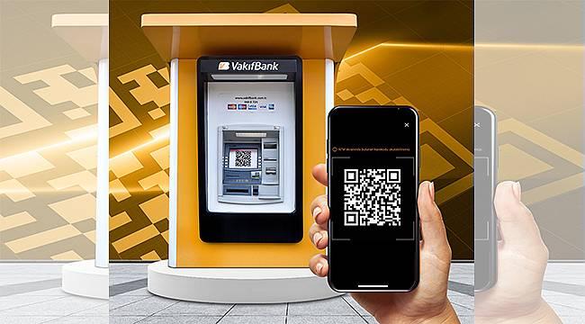 VakıfBank'tan QR kodlu bir yenilik daha