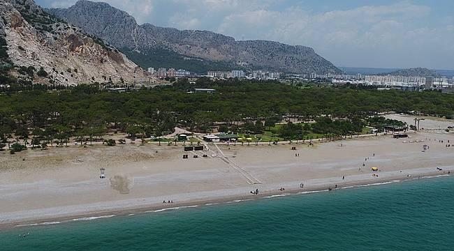 Antalya Büyükşehir Belediyesi'nden salgın önlemleri
