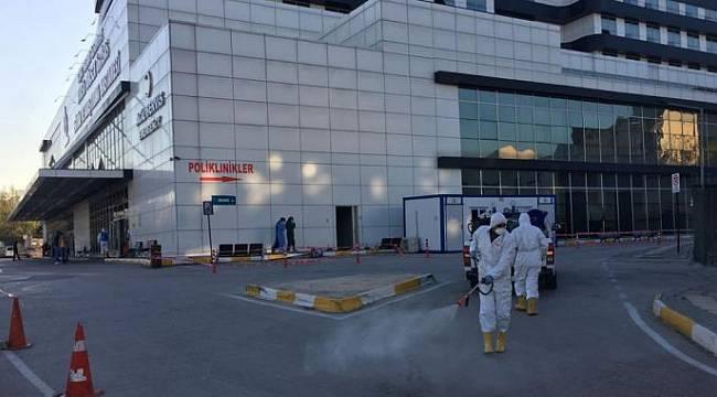 Bursa Büyükşehir Belediyesi'nden hijyen seferberliği
