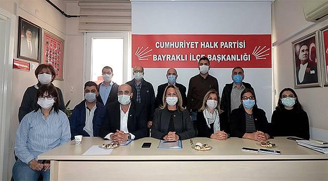 CHP Bayraklı İlçe Başkanı Pınar Susmuş'tan o iddialara yanıt