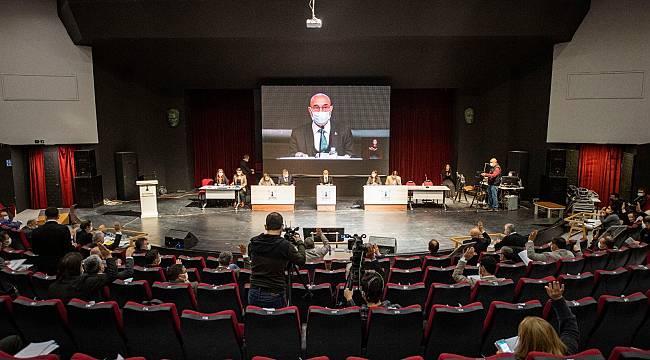 ESHOT'un 2021 bütçesi kabul edildi
