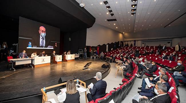 İzmir Büyükşehir Belediye Meclisi'nden dönüşümü hızlandıracak adım