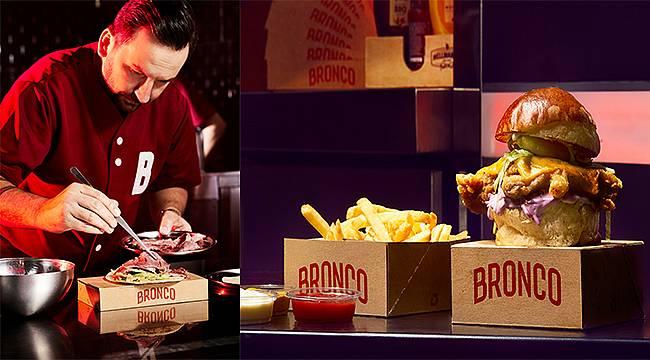 Köklerinden ilham alan sokak lezzetleri Bronco'da!