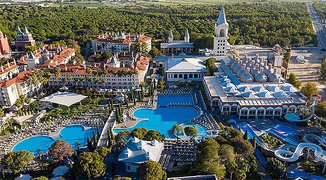 Swandor Hotels & Resorts - Topkapı Palace'a Prestijli Ödül!
