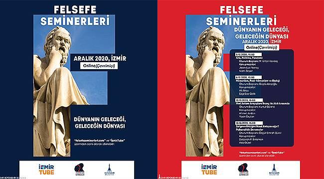 Türkiye'nin ve dünyanın önde gelen felsefecileri İzmir'de buluşuyor
