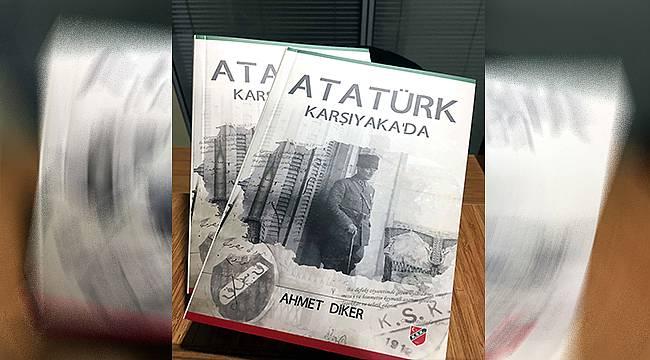 Atatürk Karşıyaka'da kitabı yayında!