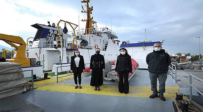 Dokuz Eylül Üniversitesi, Denizcilik Tarihine Uygulama Merkezi İle Işık Tutacak