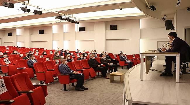 """MASKİ Genel Müdürü Burak Aslay: """"Manisa Kuraklıkla Karşı Karşıya Kalabilir"""""""