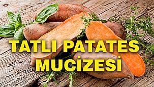 3 günlük Tatlı Patates Diyeti