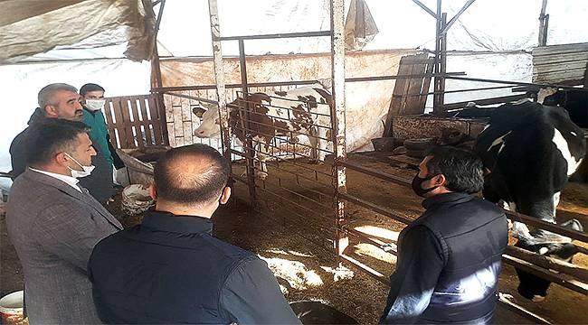 Antalya Demre'deki besicilerinihtiyaçları belirlendi