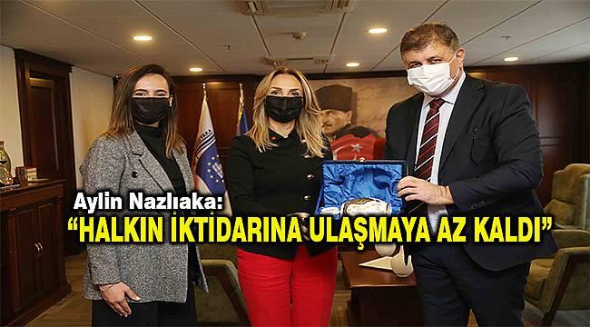 Aylin Nazlıaka: Türkiye'nin Cumhuriyet Halk Partisi iktidarına ihtiyacı var