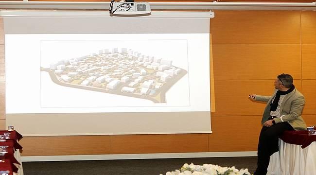 Balbey Kentsel Yenileme Projesi ortak akılla şekilleniyor